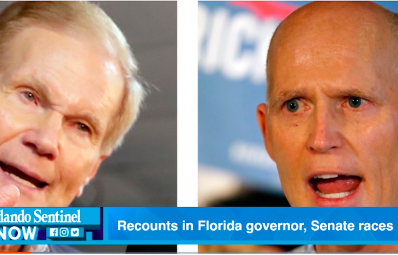 Yes, Democrats Are Trying To Steal The Election In Florida