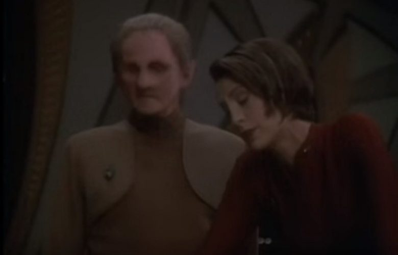 Revisiting DS9, Ep. 7: Can A Person Who Didn't Do It Still Be Prosecuted For Murder?
