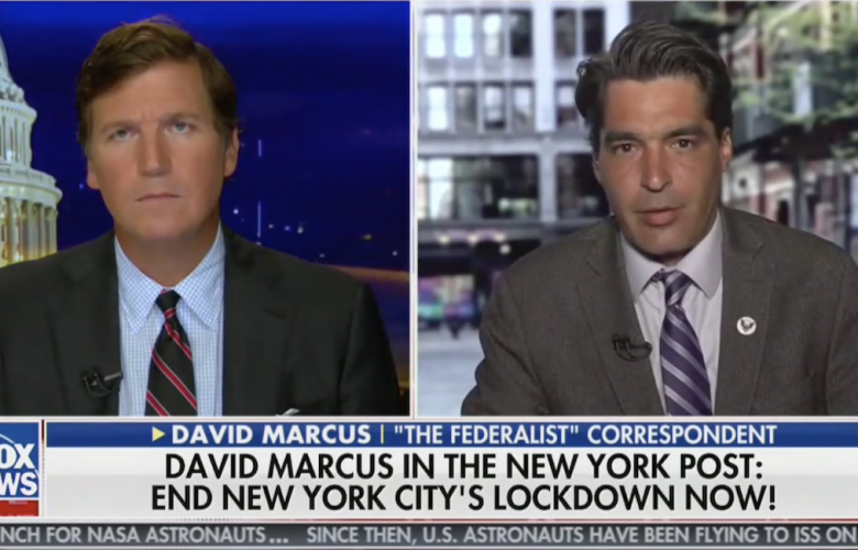 David Marcus: New York City Lockdown Must End. Now. - The Federalist