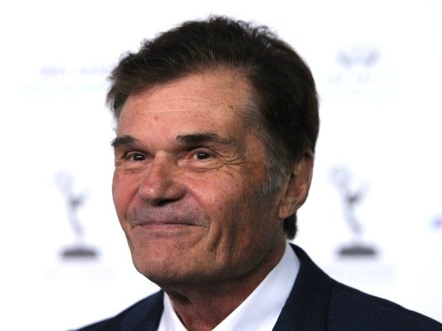 WEST HOLLYWOOD, CA - AUGUST 27: Actor Fred Willard arrives at the Academy Of Television Arts & Sciences