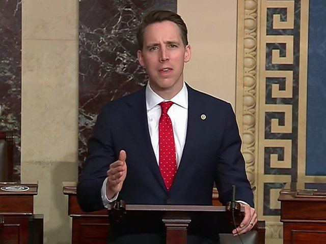 Pinkerton: Josh Hawley Explains How to Take on China and Save America