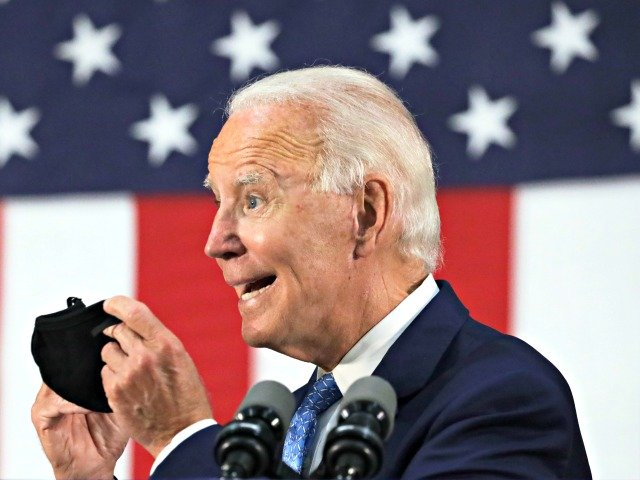 Biden: Trump Is Country's 'First' Racist President