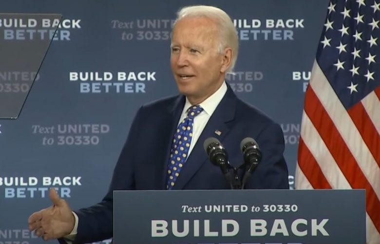 In Meandering Q&A, Joe Biden Says He Will Have VP Pick By Next Week