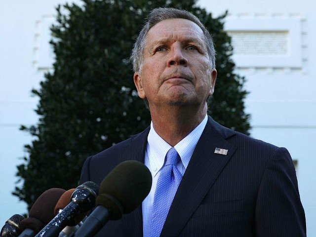 Kasich: The Trump Show Is 'Winding Down' -- 'He Has Jumped the Shark'