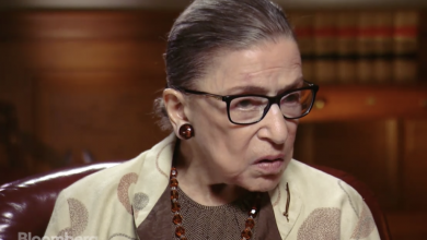 FLASHBACK: Ruth Bader Ginsburg Thought Having Only Eight Justices On The Court Is 'Bad'
