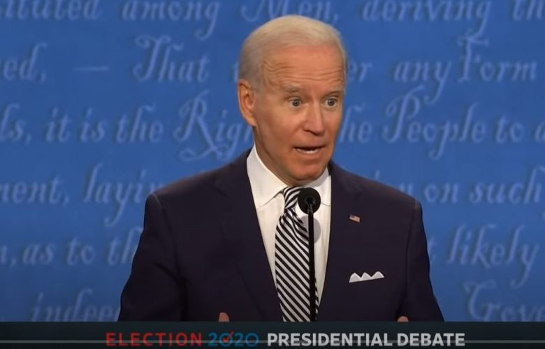 A Virtual Debate Is Nothing More Than A Ploy To Protect Joe Biden