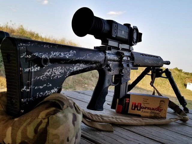 Kevin Reese: Brenton USA's Ranger Carbon Hunter AR-15 an Heirloom Quality Hunting Rifle
