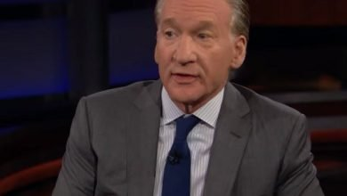 Maher: Democrats Who Preach Mask-Wearing 'Keep Getting Caught Doing What We're Not Allowed to'
