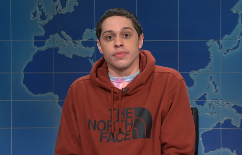 SNL's Well-Paid Pete Davidson Chastises Hurting Restaurant Owners