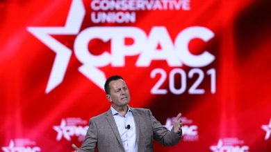 Ric Grenell Takes on CA Gov. Gavin Newsom, Calls for Term Limits in CPAC Speech