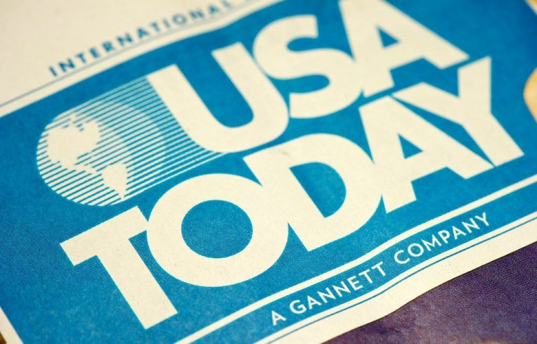 Fired USA Today Editor Deflects From Wrongdoing, Alleges 'White Supremacy'