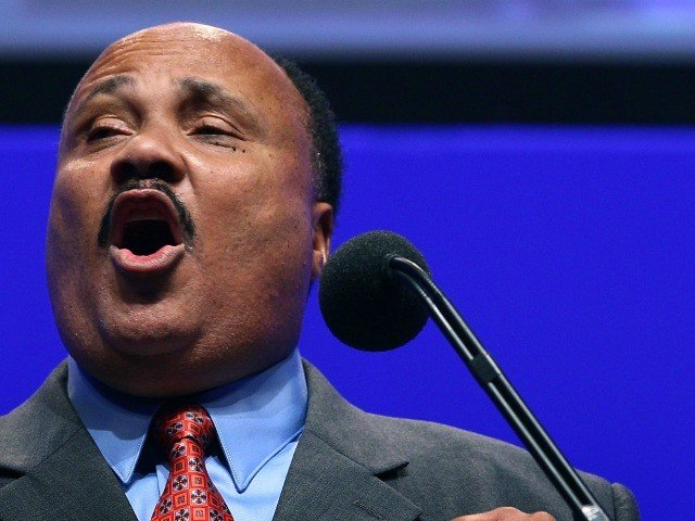 Martin Luther King III: GOP GA Voting Law Absolutely 'Racist' -- 'Jim Crow Era Kind of Legislation'
