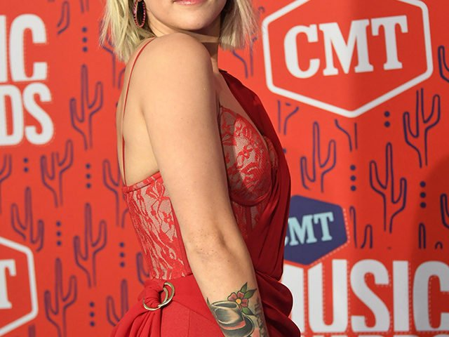 NASHVILLE, TENNESSEE - JUNE 05: 2019 CMT Music Award at Bridgestone Arena on June 05, 2019 in Nashville, Tennessee. (Photo by Mike Coppola/Getty Images for CMT)