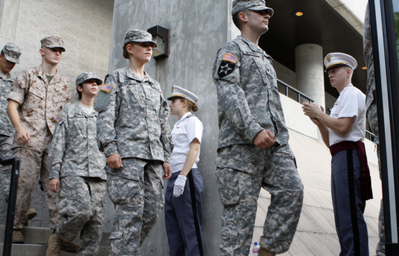 Cotton: Whistleblowers Say Military Forcing 'Anti-American Indoctrination'