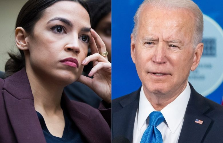 Democratic Infighting Escalates As Leftists Clash With Leadership Over Spending, Hamas